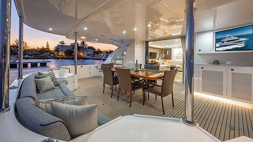 Horizon yacht catamaran PC60