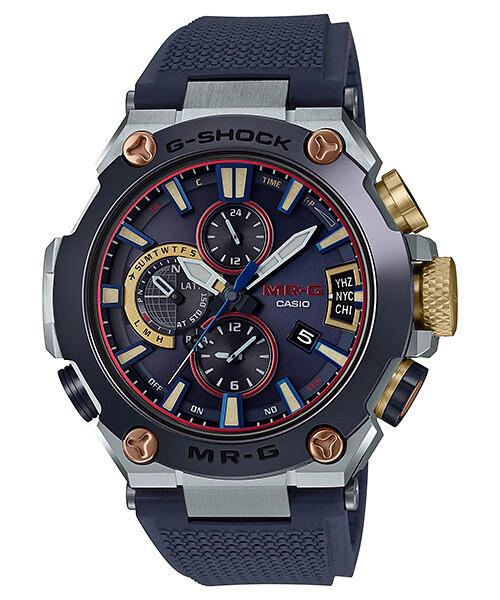 Relojo G-Shock MR-G modelo MRG-G2000RJ-2A de edicion limitada 2019