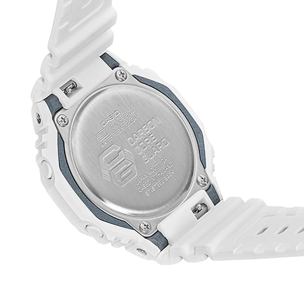 detalle reloj para chica casioak GMA-S2100-7A