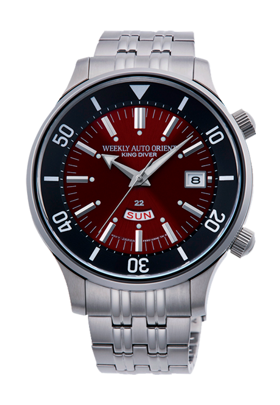 reloj Diver's Orient King Diver automático