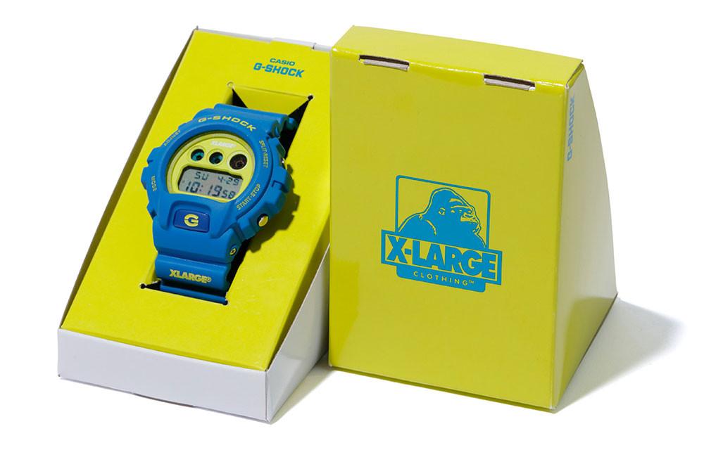 nueva edicion limitada reloj g-shock DW-6900FS
