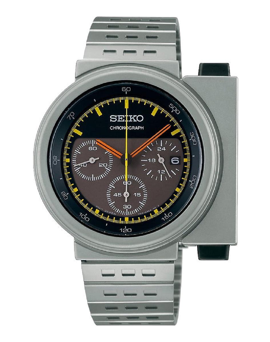 Reloj japonés pelicula Alien SCED035 de Seiko