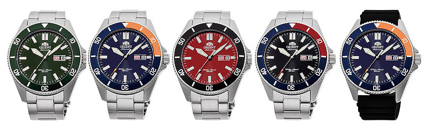 orient watch divers kano 44mm 200m automatico RA-AA0916L