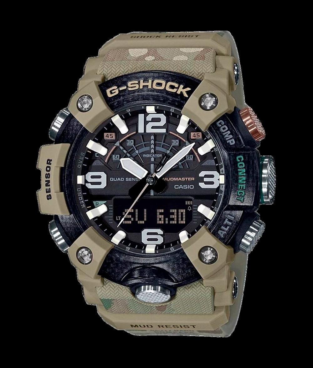 Reloj oficial ejército británico G-Shock GG-B100BA-1A