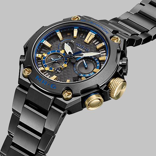 Detalle reloj MRG-B2000B-1A