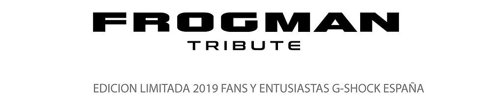 Camiseta Frogman de edición limitada 2019