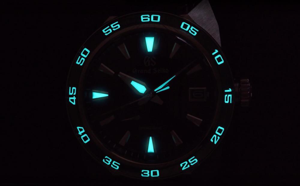 Mejores 5 relojes Seiko año 2020, Grand Seiko SBGA405 Godzilla 65th