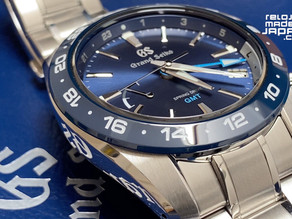 Grand Seiko en vivo: analizamos al GMT Spring Drive 40mm
