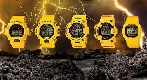 Edicion-limitada-relojes-G-Shock-30th-Li