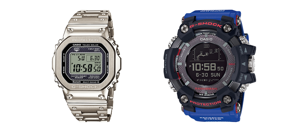 reloj G-Shock del año 2018 en España