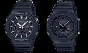 Agotado en todo el mundo modelo g-Shock GA-2100-1A1ER