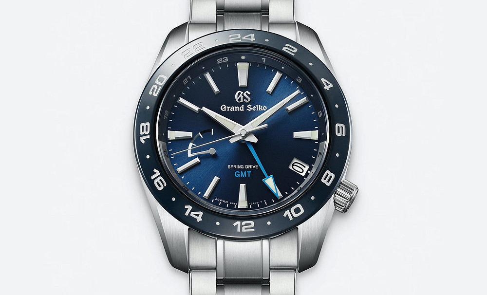 reloj-grand-seiko-gmt-spring-drive-novedad-2020-bisel-ceramico-azul-SBGE255G