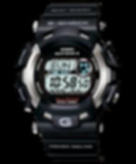 reloj Caio G-Shock modelo Gulfman solar y radiocontrolado GW-9100-1JF
