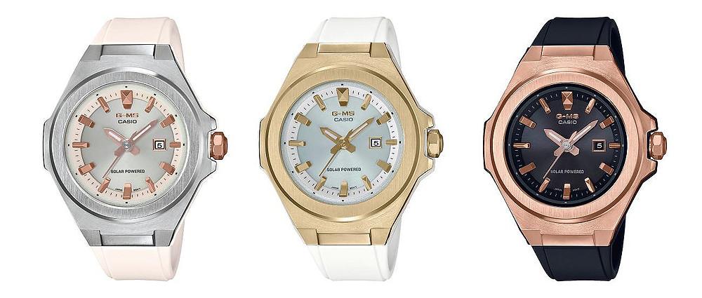 MSG-S500G-1AER reloj G-SHOCK solar para mujer