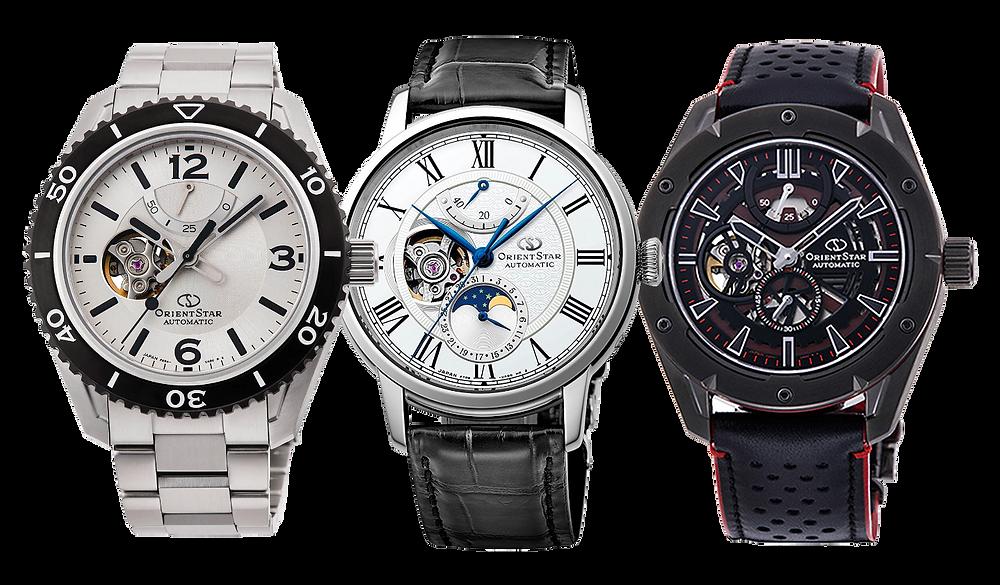 3 relojes japoneses destacables en 2021 celebracion 70 aniversario orient star