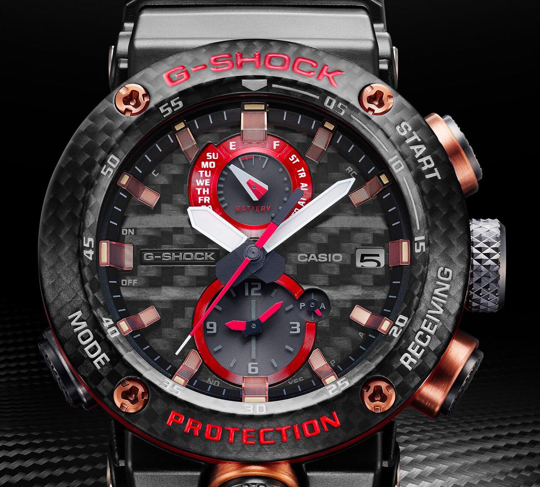 Nueva edicion limitada reloj Gravitymaster GWR-B1000X
