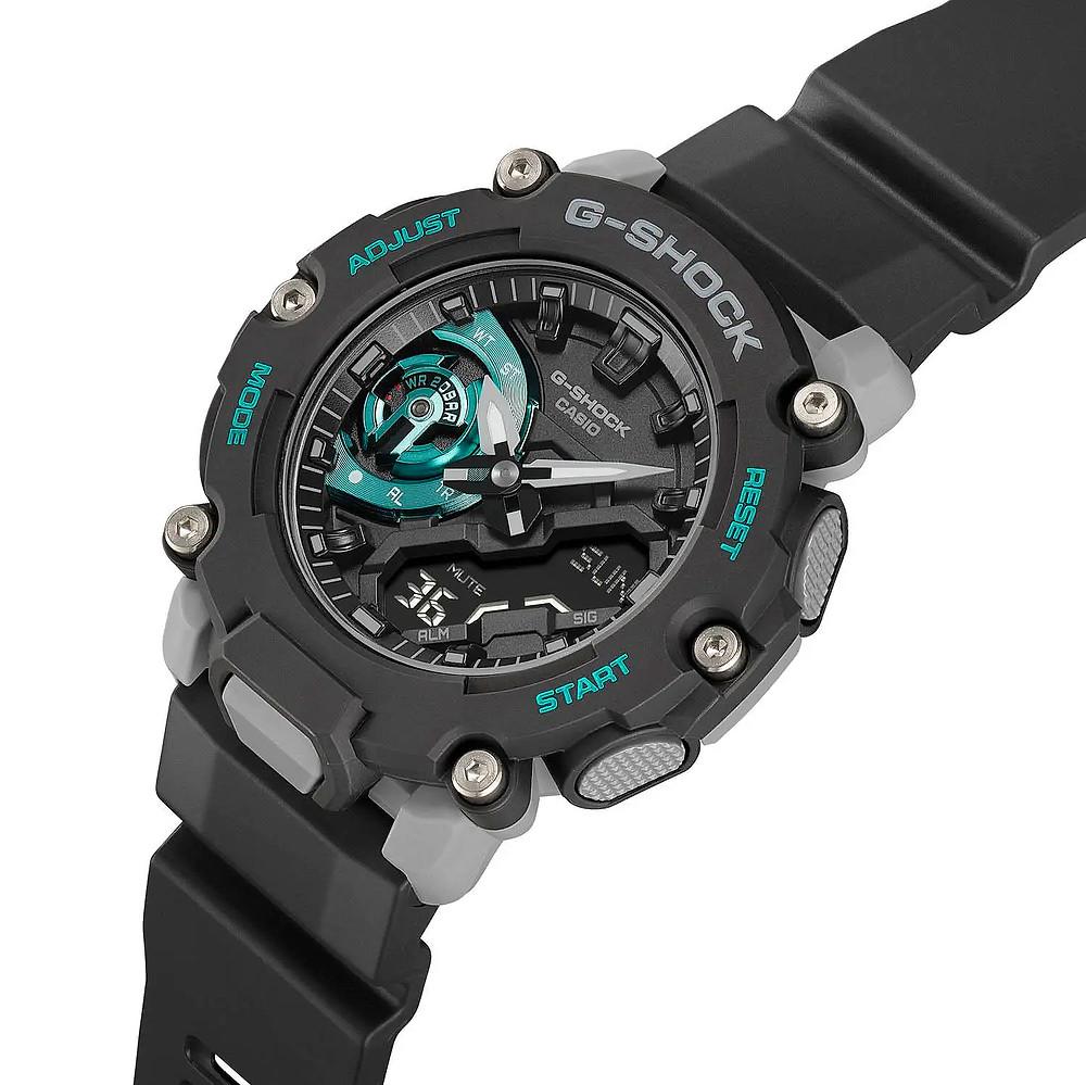 reloj ana-digi básico casio g-shock GA-2200M-1A