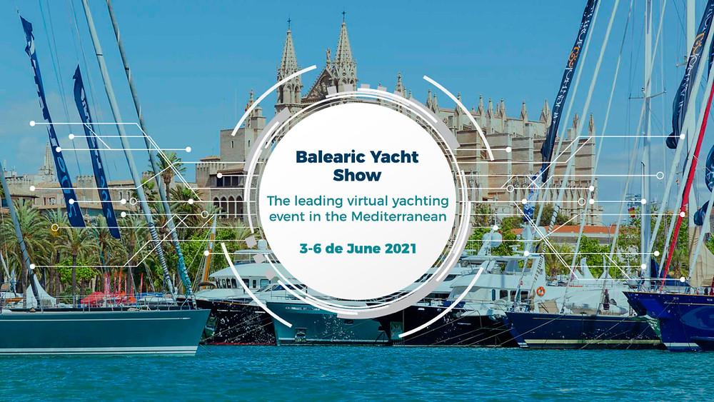 balearic yacht show 2021 evento nautico