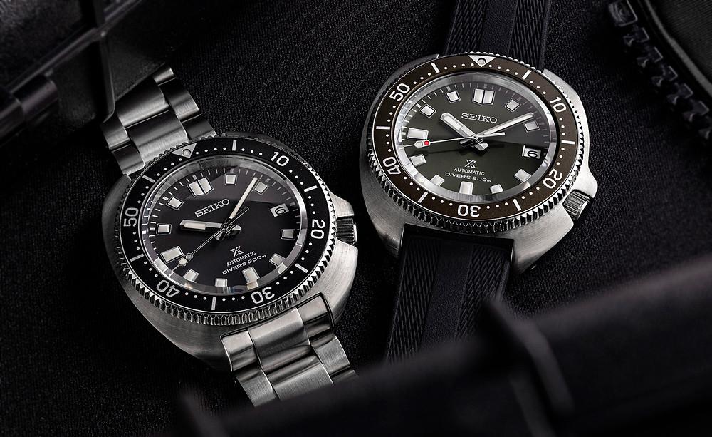 relojes Seiko-Prospex-Divers Captain Willard reediciones SPB151y SPB153
