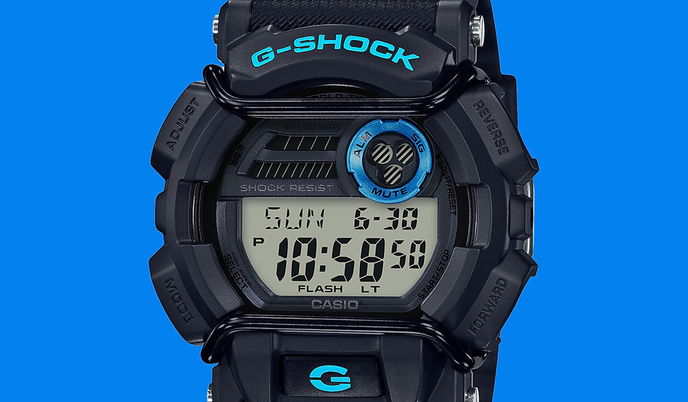 Nuevo reloj Casio G-SHock GD400-1B2