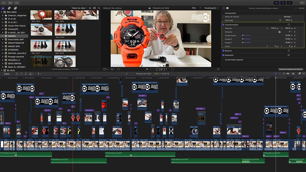 video-review primicia mundial nuevos relojes casio g-shock modelos gba-900