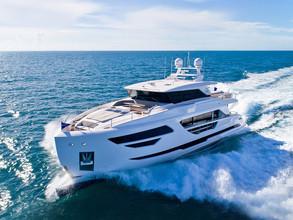 Horizon Yacht FD90 Skyline / 2022 / 27m / 4.000 CV / NUEVO