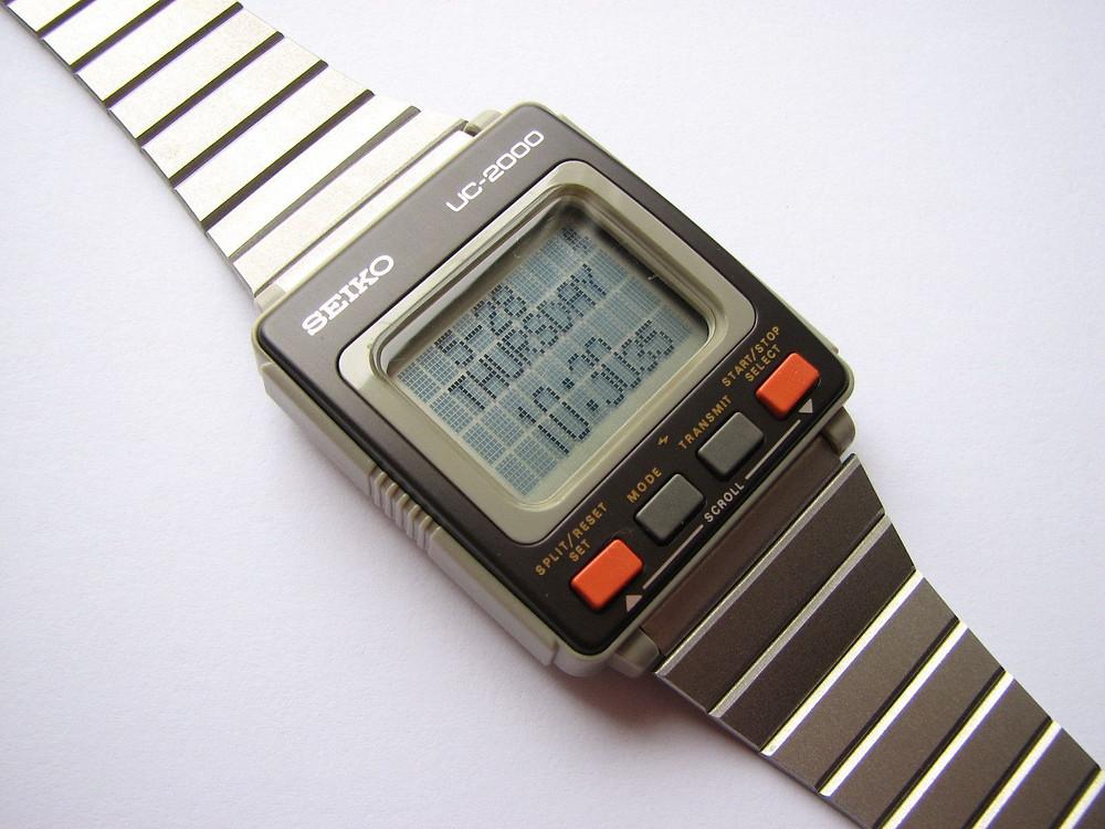 Reloj computadora de los 80 Seiko SEIKO UC-2000