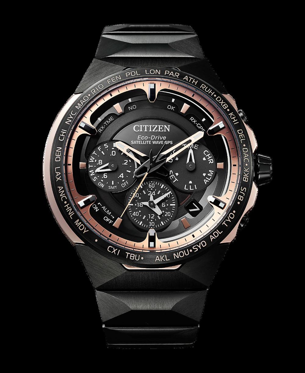 reloj citizen titanio referencia CC4025-82E