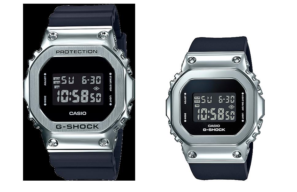 Reloj más pequeño G-Shock es el modelo GMS4500 de 2020