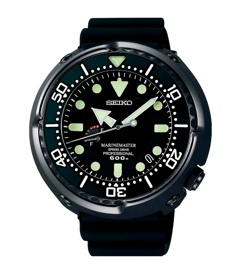 Seiko prospex Tuna 1000m SBDB009 spring drive