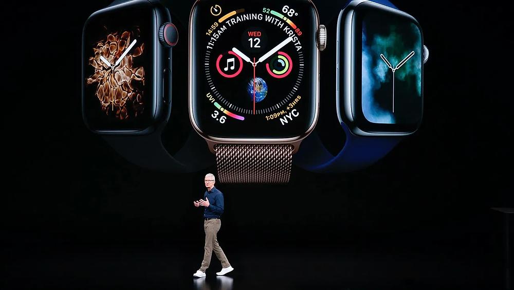 Apple cambia la happy hour de los relojes a las 10:09