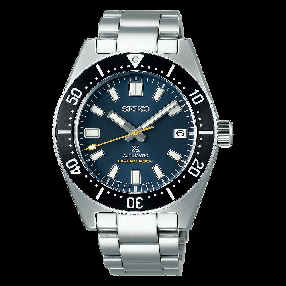 Reloj Seiko Prospex reedicion 1965 modelo ref. SPB149-J1