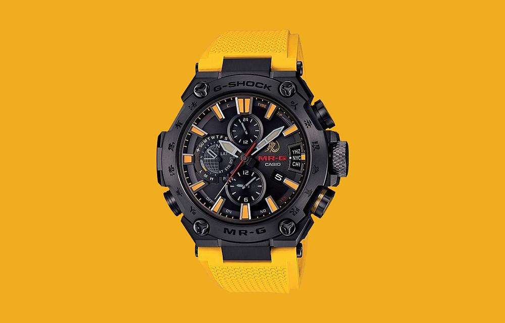 edicion exclusiva reloj japones MRG-G2000BL-9ADR