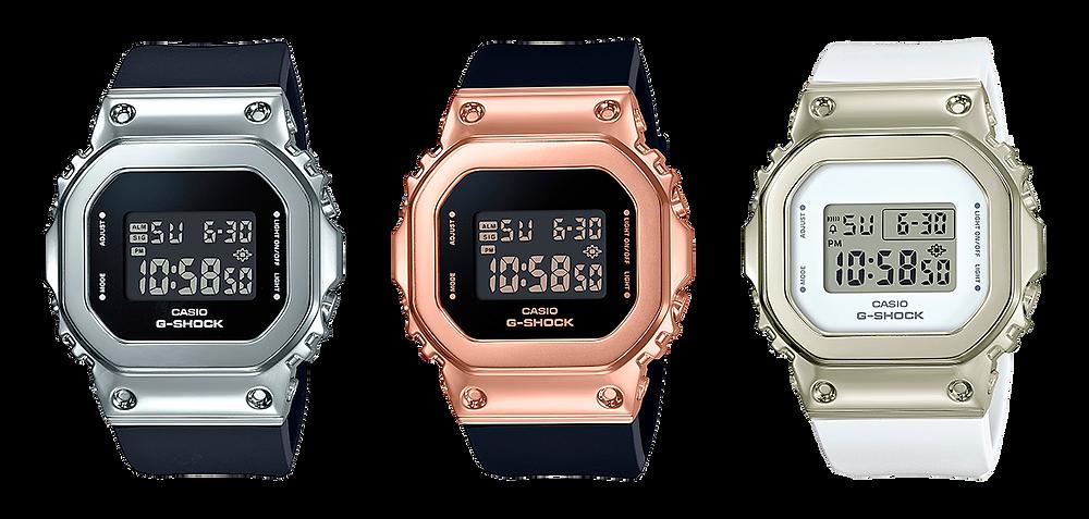 Regalos navidad para ella relojes G-Shock serie GMS5600