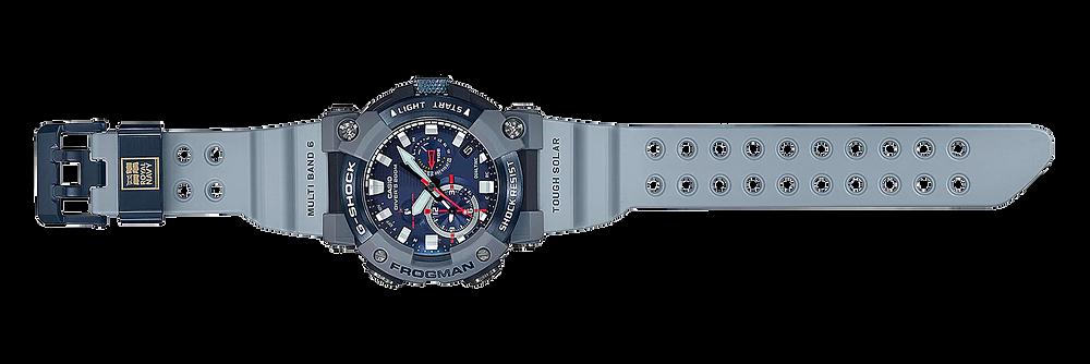 reloj  casio G-Shock Diver's Frogman edicion limitada royal navy frogman gwf-a1000rn-8aer