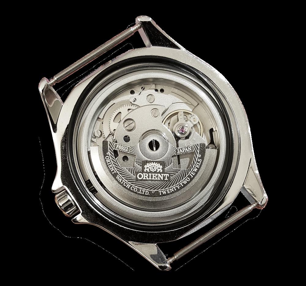 relojes orient calibre automatico inhouse f6922
