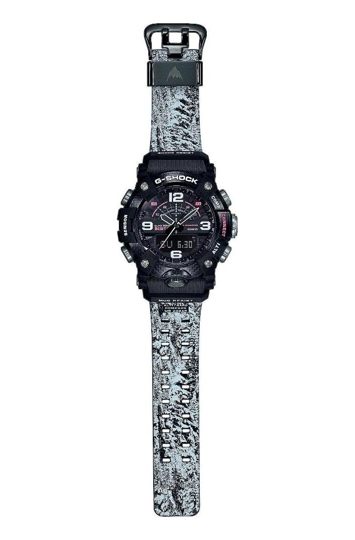 Novedad Reloj digital Casio G-Shock Burton GGB100BTN