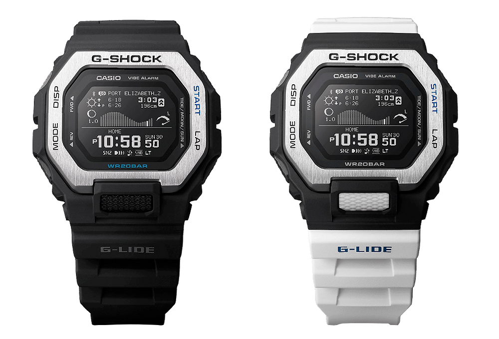GBX-100-1AER  reloj para surfistas y deportes acuaticos 200m