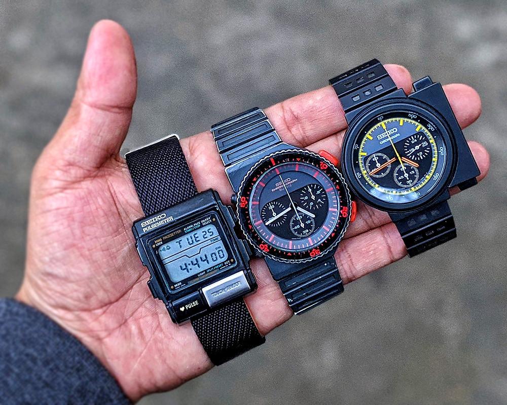relojes japoneses increibles, raros y digitales de todos los tiempos