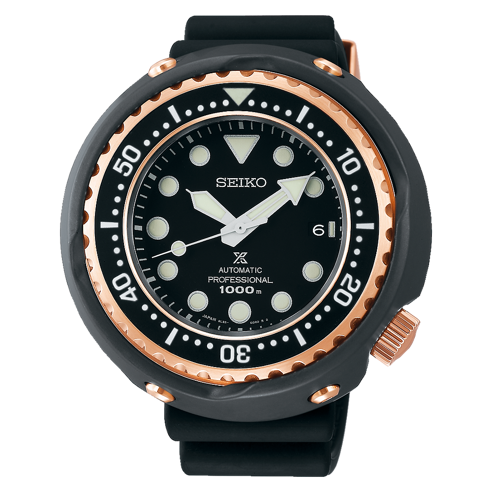 Reloj profesional para buzos 1000M referencia SLA042J1