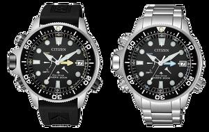 Reloj submarinismo Citizen Promaster eco-drive BN2036-14E