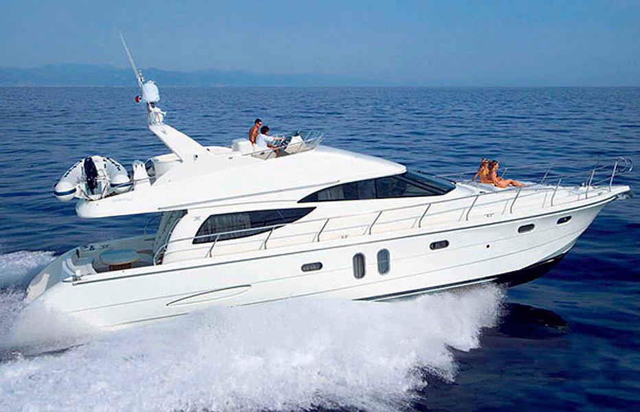 Yate Rodman 64 crucero de dia 20 metros eslora en venta
