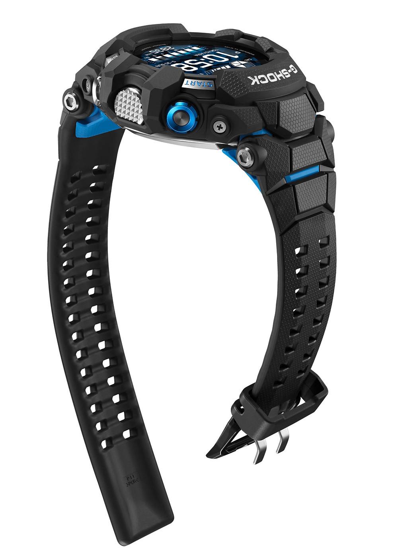 vista lateral g-shock gsw-h1000 smartwatch 2021 novedad