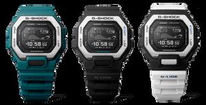Reloj nuevo 2020 G-Shock G-Lide GBX100