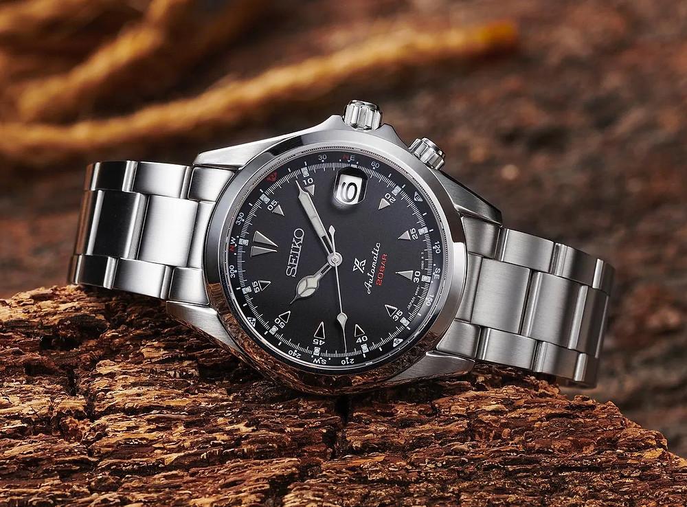 El seiko Alpinist SPB117 es un reloj extraordinario