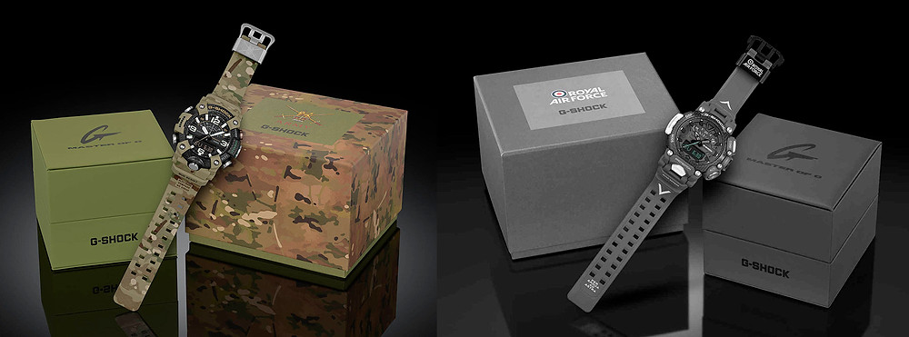 relojes-edicion-limitada-casio-g-shock-x-british-army-2020