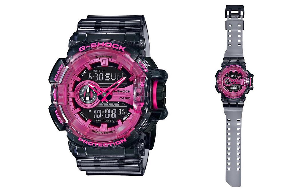 Reloj Casio G-Shock GA-400SK-1A4