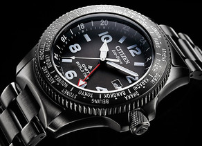 Citizen Promaster Land GMT