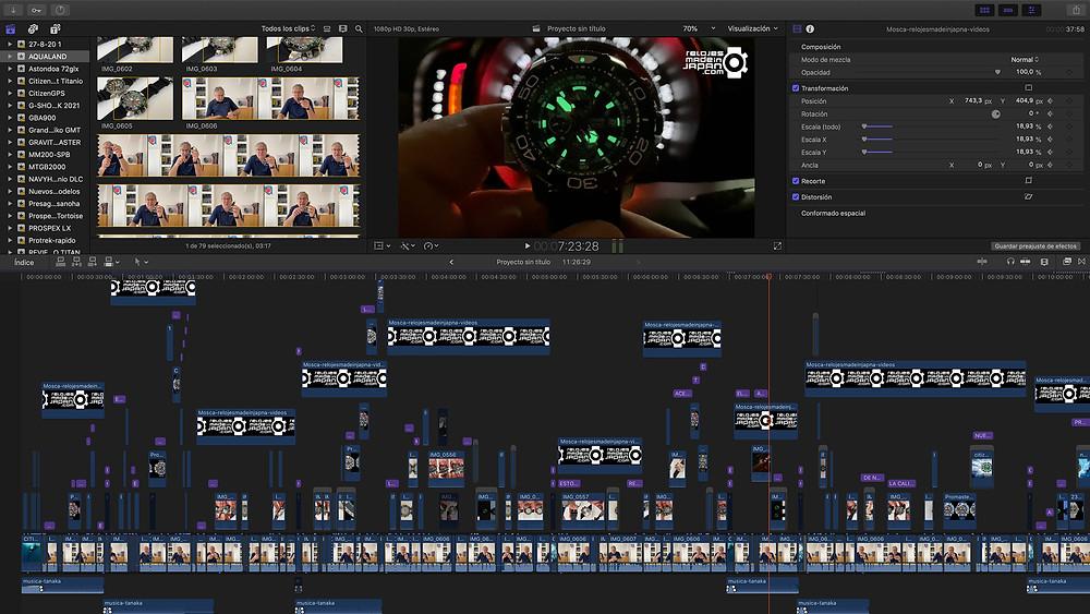citizen promaster aqualand bj2168-01e videoreview nuevo reloj diver's