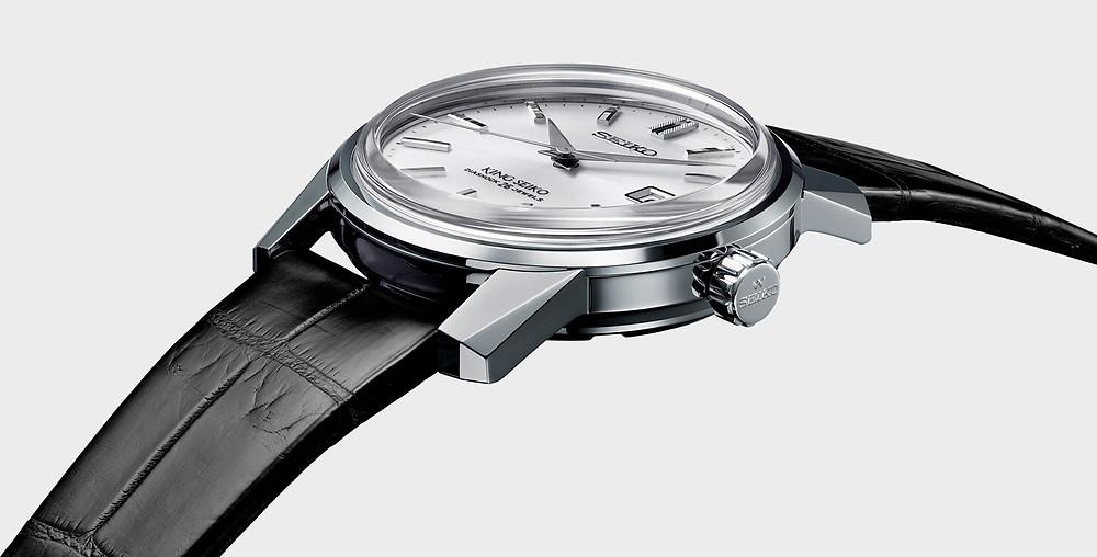 king seiko reloj edicion limitada 3000 piezas calibre 6l35 ref SJE083